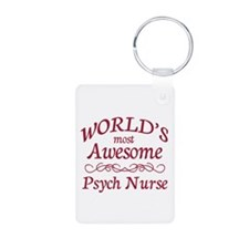 Psych Nurse Keychains