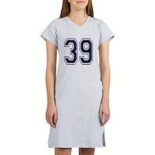 blue39.png Women's Nightshirt