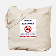 Proud Ex-Smoker – Going Strong For Three Months To