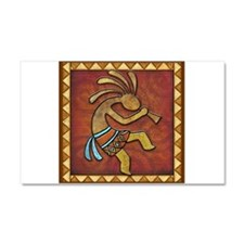 Best Seller Kokopelli Car Magnet 20 x 12