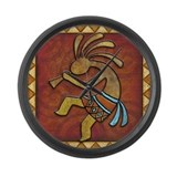 Kokopelli Giant Clocks