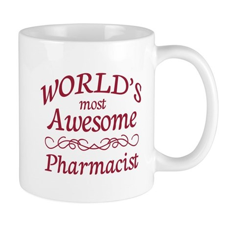 Awesome Pharmacist Mug