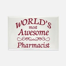 Awesome Pharmacist Rectangle Magnet