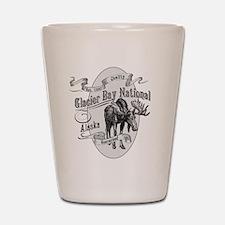 Glacier Bay Vintage Moose Shot Glass