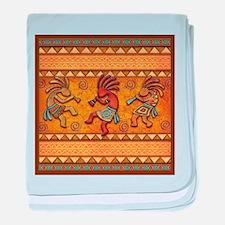 Best Seller Kokopelli baby blanket
