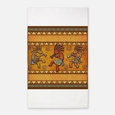 Best Seller Kokopelli 3'x5' Area Rug