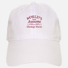 Awesome Oncology Nurse Baseball Baseball Cap