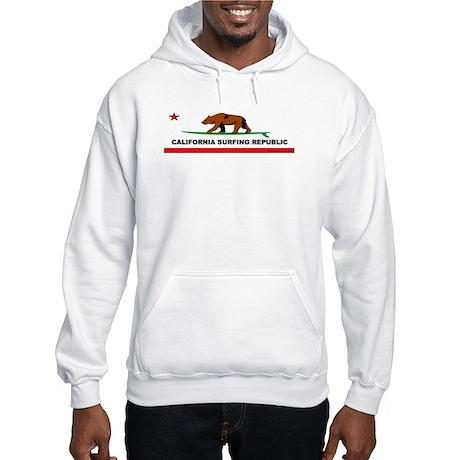 Ca. Surfing Republic Hooded Sweatshirt
