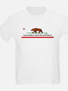 Ca. Surfing Republic Kids T-Shirt