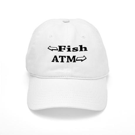 Fish & ATM's Cap