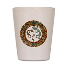 Best Seller Kokopelli Shot Glass