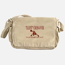 ILLEST CROSSOVER Messenger Bag
