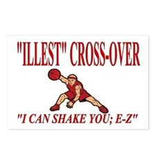 ILLEST CROSSOVER Postcards (Package of 8)