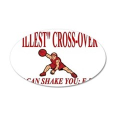 ILLEST CROSSOVER Wall Decal
