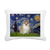 Pomeranian Rectangle Canvas Pillows