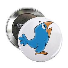 "cartoon bird 2.25"" Button"