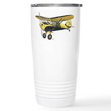 TaylorCraft Airplane Travel Mug