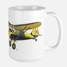 TaylorCraft Airplane Large Mug
