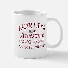 Awesome Nurse Practitioner Mug