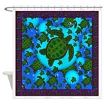 Honu Shower Curtain