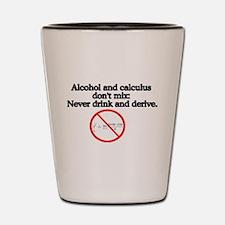 Cool Drink Shot Glass