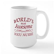 Awesome NICU Nurse Mug