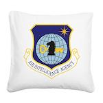 AIA shield Square Canvas Pillow