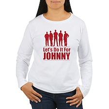 letsdoitforjohnnyred Long Sleeve T-Shirt