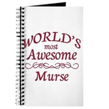Awesome Murse Journal