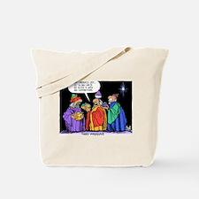 Three Wiseguys Tote Bag