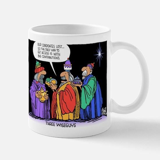 Three Wiseguys Mug