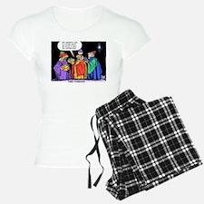 Three Wiseguys Pajamas