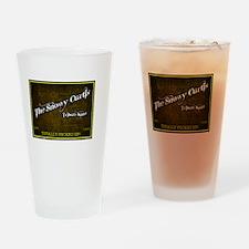 Snowy Curtis 'Original' Band Logo Drinking Glass