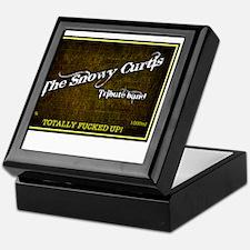 Snowy Curtis 'Original' Band Logo Keepsake Box