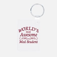 Awesome Med Student Keychains