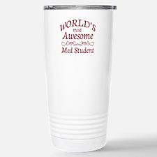 Awesome Med Student Travel Mug