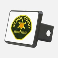 Orange County Harbor Police Hitch Cover