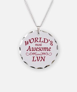 Awesome LVN Necklace
