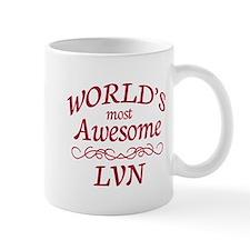 Awesome LVN Mug