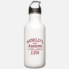 Awesome LVN Water Bottle