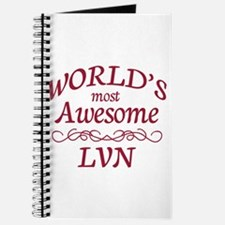 Awesome LVN Journal