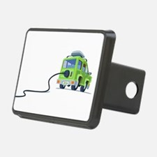 green vehicle Hitch Cover