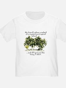 Lost Island T-Shirt T