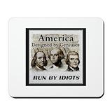 Anti obama Classic Mousepad