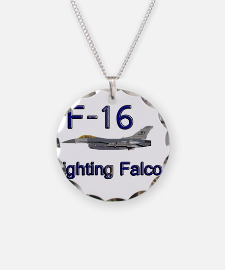 F-16 Necklace