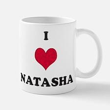 I Love Natasha Mug