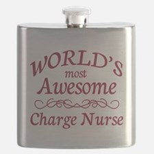 Awesome Charge Nurse Flask