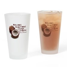 Mary Ann's Coconut Cream Pies Drinking Glass