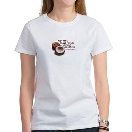 Mary Ann's Coconut Cream Pies Women's T-Shirt