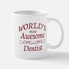 Awesome Dentist Mug